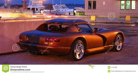 Sporty American Car Stock Photos  Image 1141983