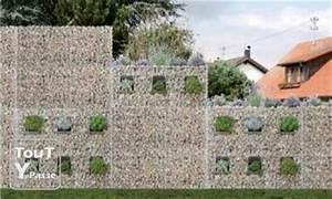 Brise Vue Décoratif : gabions d coratif murs brise vue murs de retenue doubs ~ Preciouscoupons.com Idées de Décoration