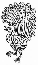 Peacock Coloring Dancing Pages Baby Happy Feather Around Clip Clipart Tattoo Clipartpanda Cliparts Colouring Terms sketch template