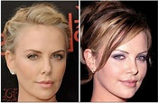 #charlize #plastic #surgery #theron #before #after(after ...