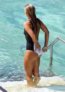 Natasha Oakley In A Bikini Bondi Beach In Sydney October 2014