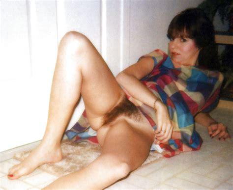 Vintage Hairy Polaroids 16 Pics