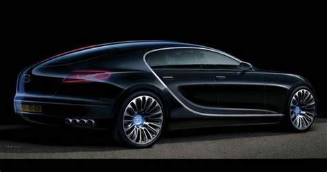 Bugatti 16c Galibier In Black • Luxuryes