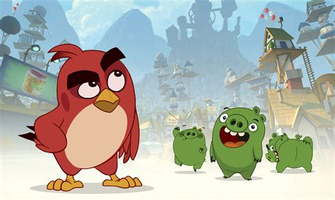 cake hatching long form angry birds toon animation magazine