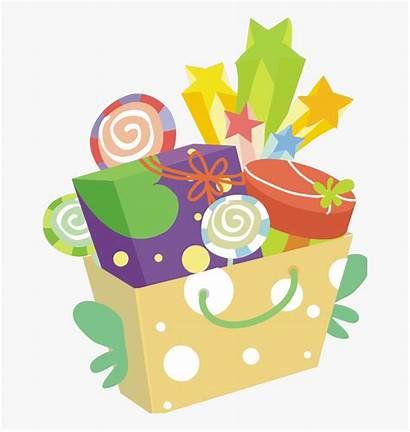 Raffle Clipart Prizes Basket Clip Gift Auction
