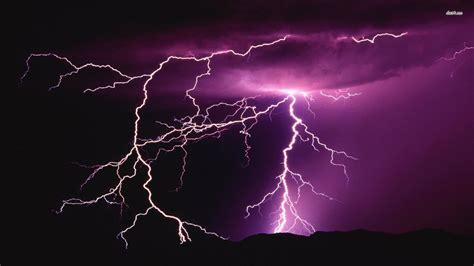 44 purple lightning wallpaper wallpapersafari
