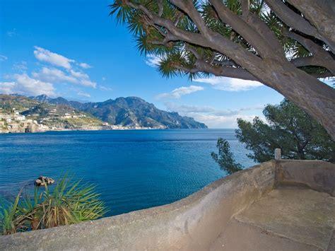 Ravello Struttura Sulla Spiaggia Con Una Splendida Vista