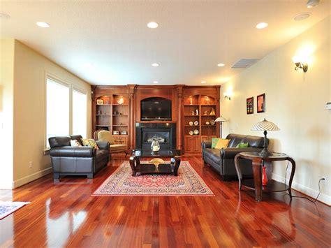 Make Wood Floors Shine by Brazilian Cherry Hardwood Flooring Qnud