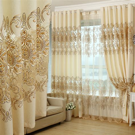 American Draperies by Blackout Curtains European And American Style Drapes