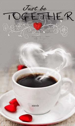 Good morning coffee heart images. Pin van Pascale Clerie op Breakfast,Coffee,and more(Images ...