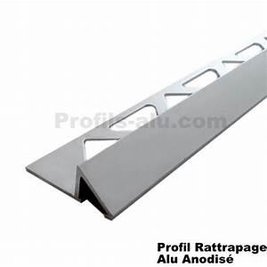Barre De Seuil De Rattrapage De Niveau : transition en aluminium anodis ~ Dailycaller-alerts.com Idées de Décoration