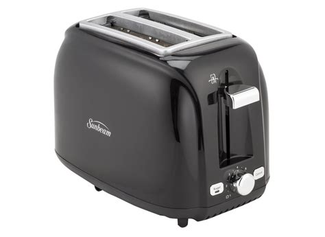 Sunbeam Toaster Oven by Sunbeam 2 Slice Wide Slots Tssbtrs2sbk Toaster