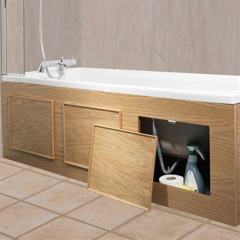 paint bathroom vanity ideas croydex kingston storage front bath panel oak veneer