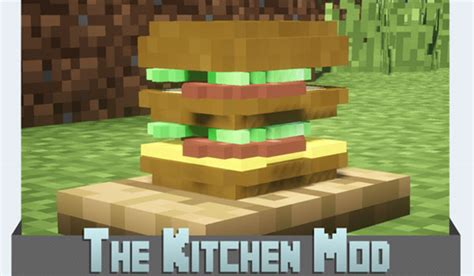 Minecraft Kitchen Mod 1 7 10 Wiki by The Kitchen Mod For Minecraft 1 7 2 And 1 7 10 Minecraftings