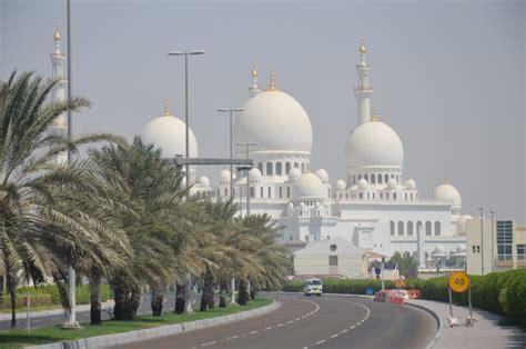 Abu Dhabi Sehenswürdigkeiten Karte