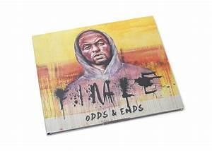 Finale - Odds & Ends (prod. Oddisee) (CD) – Mello Music Group