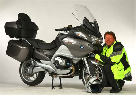 Bmw R 1200 Rt Modification by Bmw R1200rt Modified For One Handed Bmw