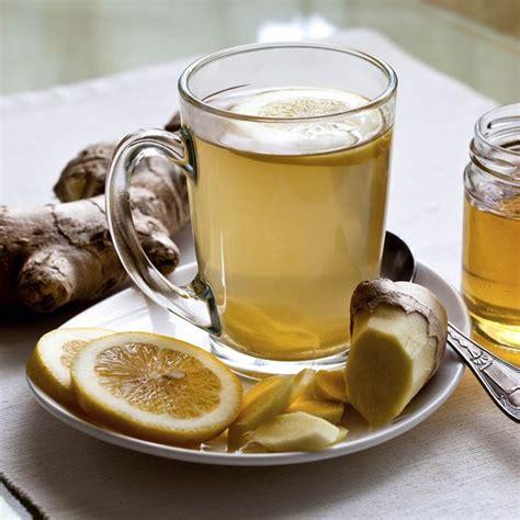 cuisine gingembre recette thé au gingembre