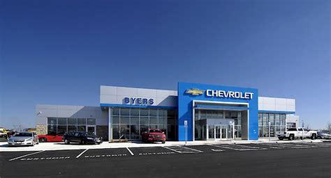 Byers Chrysler Jeep Columbus Ohio by Automotive Renier Construction