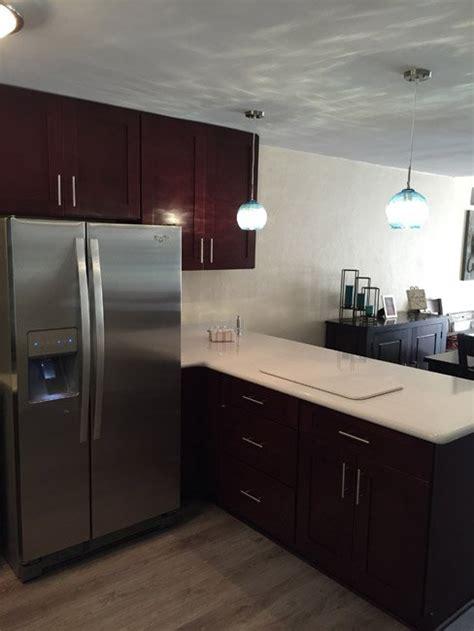mocha shaker kitchen cabinets buy mocha shaker kitchen cabinets 7570