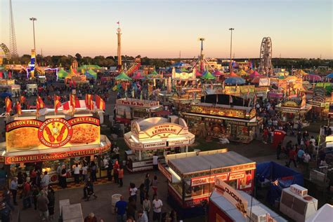 Ymbl South Texas State Fair & Rodeo  Events In Beaumont, Tx