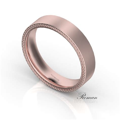 the 5mm gold wedding band for