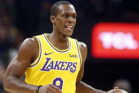 Lakers' Rajon Rondo to Undergo Surgery on Hand Injury ...