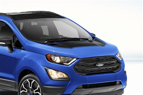 ford ecosport compact suv features fordcom