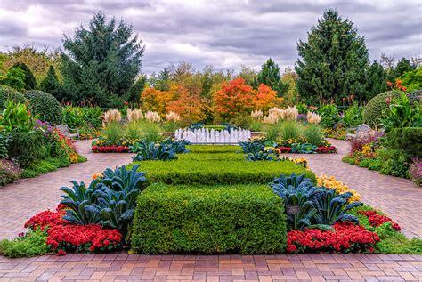 chicago botanic gardens top 3 spots in chicago