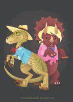 Jurassic Park Gang by mirandajane on DeviantArt