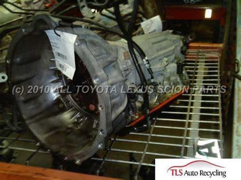 lexus ls  transmission automatic transmission