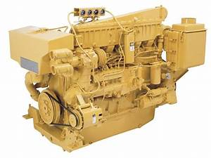 Caterpillar 3406b 3406c Programmable Electronic Engine