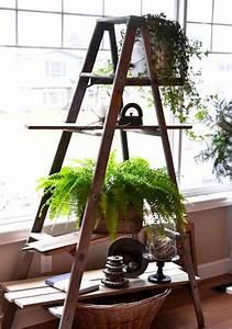Pinterest Bricolage Jardin : bricolage de jardin tag re porte plantes en vieil ~ Melissatoandfro.com Idées de Décoration