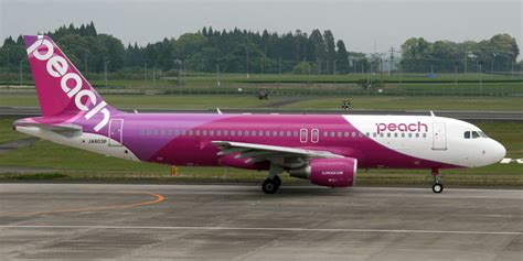 Ryupeach Aviation A320-214, Airlines and Airlinera in Japan