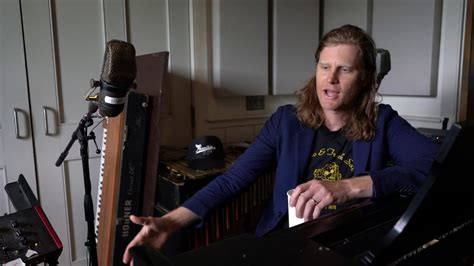 Wesley Schultz Of The Lumineers On