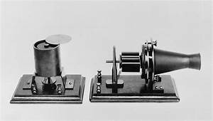 This Is The First Telephone That Worked With The Human Vo