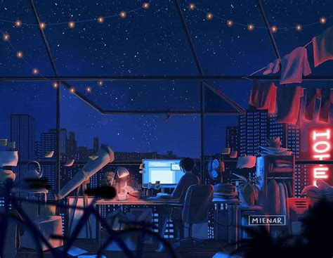 We have 56+ amazing background pictures carefully picked by our community. Pin by JINO 888 on soft art | Pixel art background, Anime ...