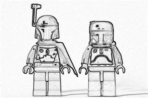 lego star wars desenhos  colorir pintar  imprimir