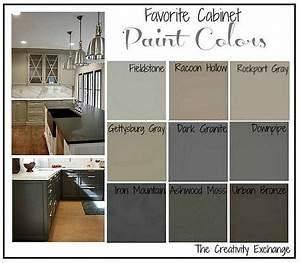 cabinet paint colors 2222