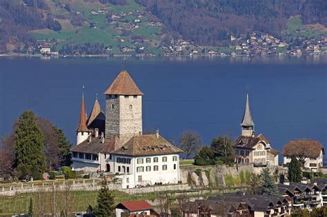 10 Most Beautiful Castles In Switzerland With Photos
