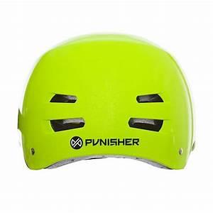 Punisher Premium Metallic Flaked Neon Yellow Youth