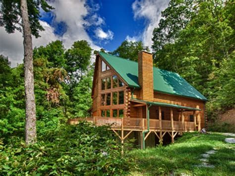bryson city cabin rentals chalet rental with mountain views bryson city nc