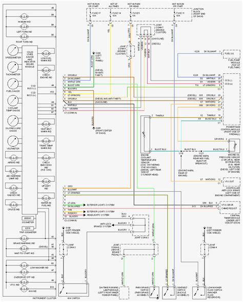 dodge ram 2500 wiring diagram wiring diagrams