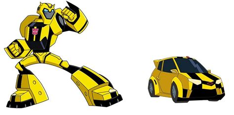Transformers Animated Bumblebee Wallpaper - bumblebee animated rotf by chris777animated on deviantart