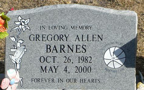 Dave Barnes Floor Sanding by Gregory Allen Quot Greg Quot Barnes 1982 2000 Find A Grave