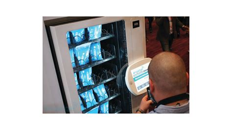 innovative vending solutions launches t shirt dispensing