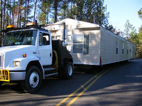 Carlos's Oklahoma Mobile Home Moving Service