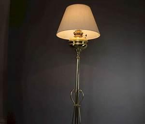 victorian brass standard floor lamp lighting art furniture With edwardian brass floor lamp