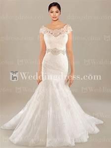 drop waist plus size wedding dress ps182 tight hips and With plus size drop waist wedding dress