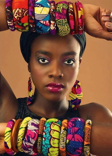 C'est ça que tu veux voir !?: Le pagne africain